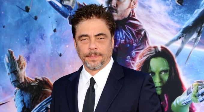 "Interview: Zoe Saldana and Benicio del Toro Talk ""Guardians Of The Galaxy"""