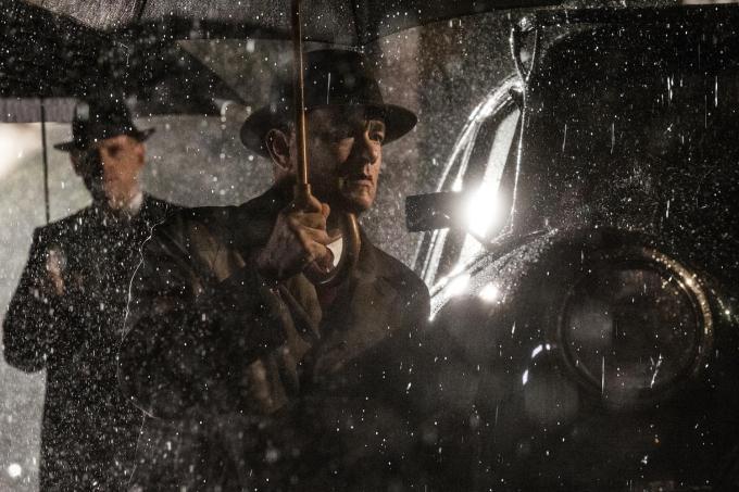 Tom Hanks in 'Bridge of Spies' directed by Steven Spielberg