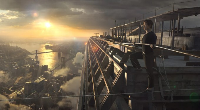 Robert Zemeckis's 'The Walk' To Open New York Film Festival 2015