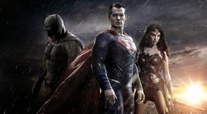 New TV Spots Footage From 'Batman v Superman: Dawn of Justice'