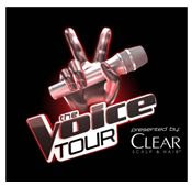 THE VOICE 2014 Tour Presented By CLEAR Haircare 31-DATE Tour