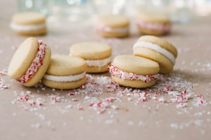 Holiday Cookies with Sprinkles