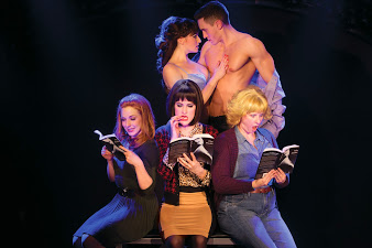 The Book Club Ladies and Sexy Couple from 50 Shades. Photo by Matthew Murphy