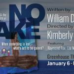 Route 66 Theatre Co.'s NO WAKE Transfers To Los Angeles – Final Week in Chicago