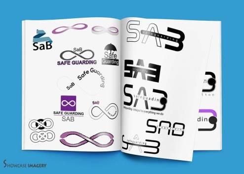 sab new logo design concepts