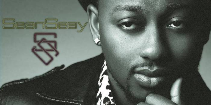 worked-up Google Music Artist cover for Sean Seay