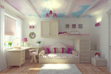 girls bedroom inspiration | showme design