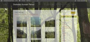Shahadat Hussain Parvez blog