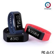 OUMAX-FIT-T3-Activity-and-Fitness-Tracker-Pack-Includes-3-Colored-Bands-0