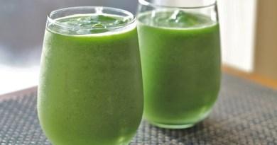 Mean Green Smoothie Recipe