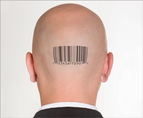 Sub Skin Microchip Turns Humans Into Nothing More Than Walking UPC Codes