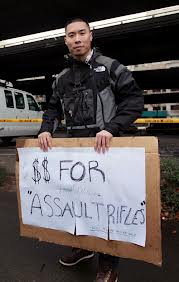 Cash For Assault Rifles