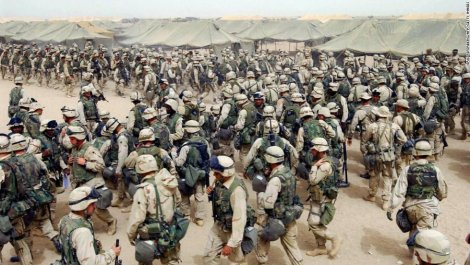 War Deployment