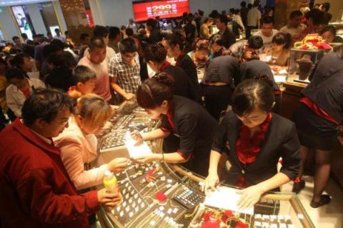 China Gold Buying (Photo 6)