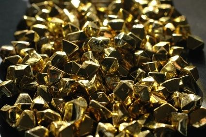 Don't Get Cold Feet: When the Economy Tanks, the Value of Gold May Briefly Plummet
