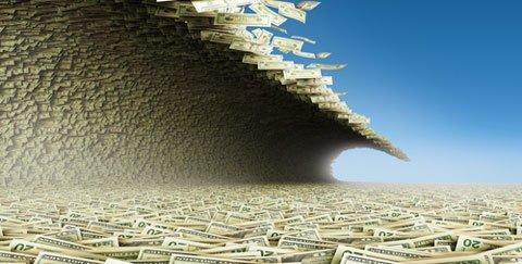 Dollar Tsunami