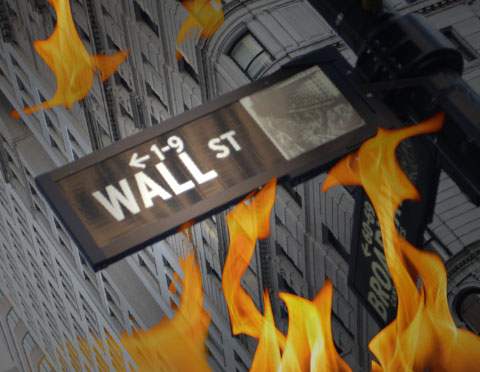 wall-st-flames
