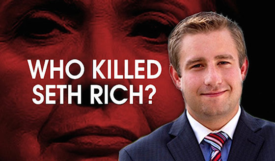 Complete Panic At Highest Levels Over Seth Rich Murder