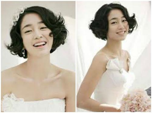 短髮新娘特輯-你還是可以當個像自己的短髮新娘