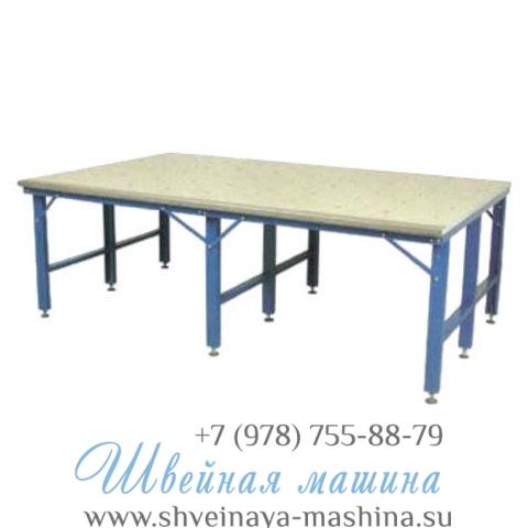 Настилочный стол с поддувом CT-3 Aurora 1