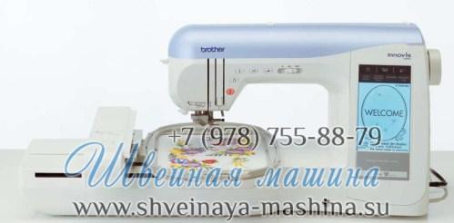 Швейно-вышивальная машина Brother NV-1500 1