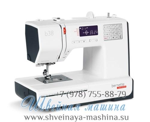 Швейная машинка Bernette B38 цена