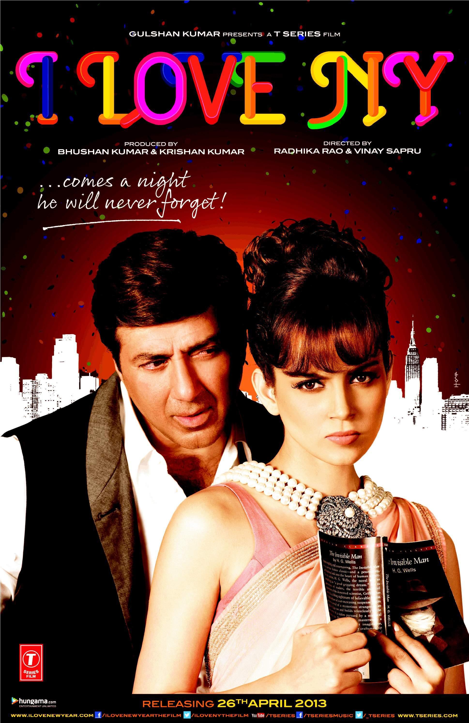 Poster do filme I Love New Year