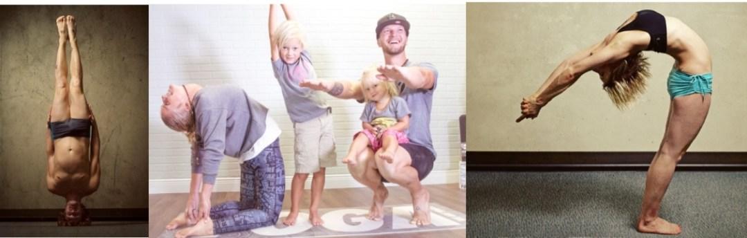 Yoga Posture Clinic Nomad Yoga Family