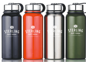 Hydration Sterling Water Bottles