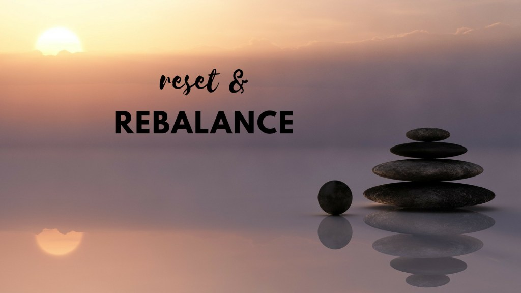 Reset and Rebalance Guided Meditation Mobile AL