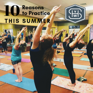 Reasons to Practice Hot Yoga in Summer Benefits of Practicing Yoga in Summer Sterling Hot Yoga