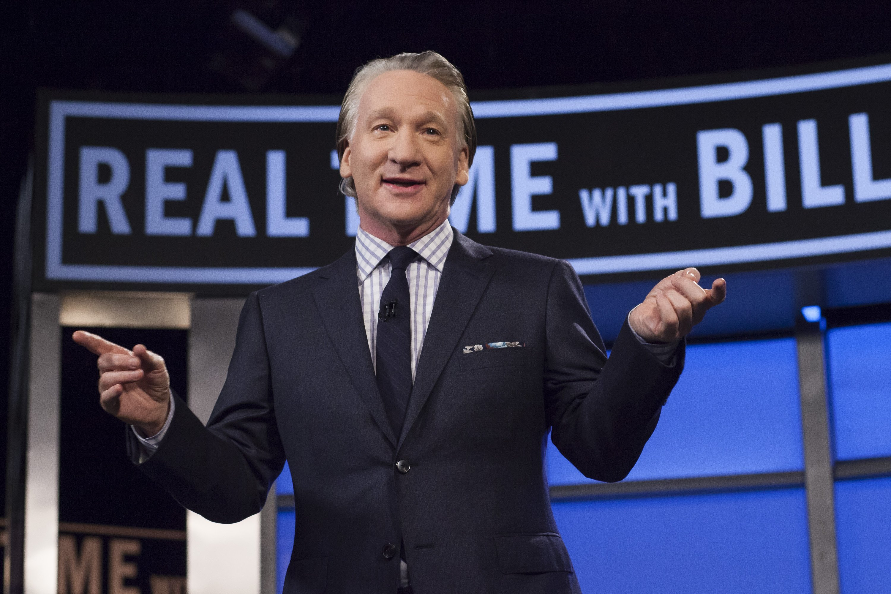 Comedy Is Not Pretty  and Nowadays It Isn t Even Funny   WSJ Comedian Bill Maher  host of HBO s    Real Time with Bill Maher     during
