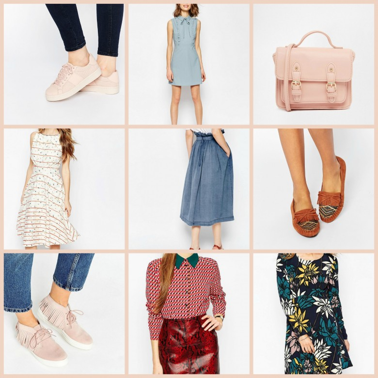 Collage Asos Summer