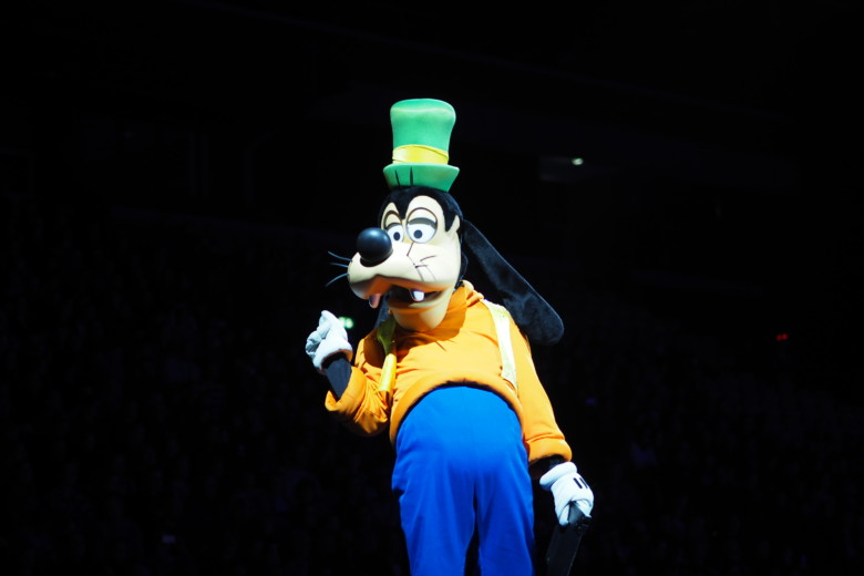 Fedtmule - Disney On Ice