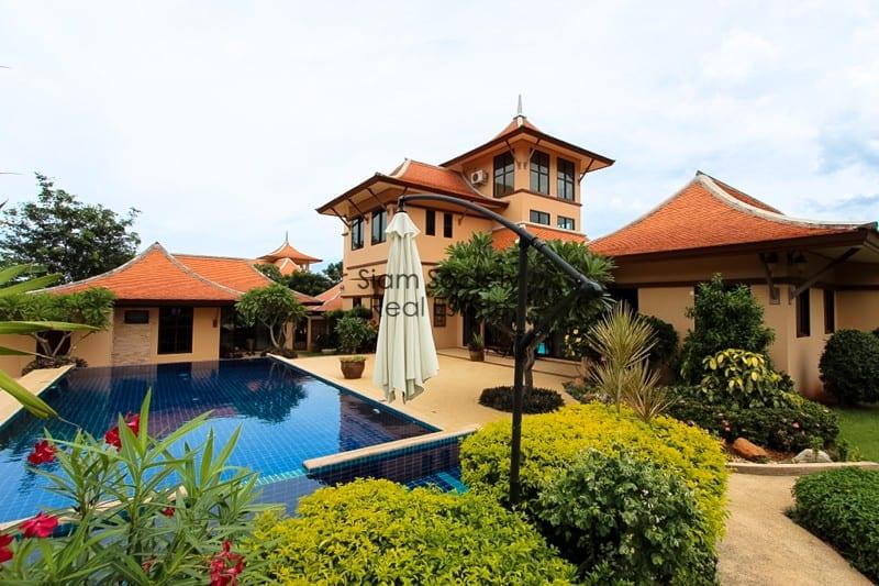 Pranburi Bali-Style Homes For Sale