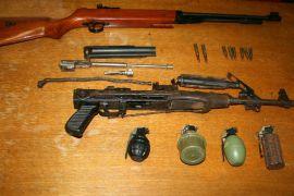 Kistanje-oružje