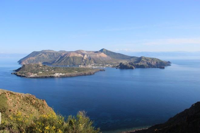 Vulcano, îles Eoliennes
