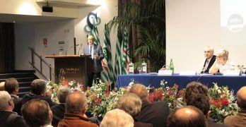 Elezione Mimmo Milazzo segreteria Cisl Sicilia 26-11-2014 a