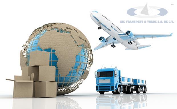 SIC Transport & Trade