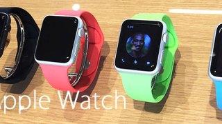 Apple Watchさわってみたよ!【動画あり】