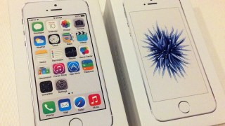 iPhone SE SIMフリー実機レビュー 4インチスマホ持ちはすぐに買換をオススメ【動画あり】