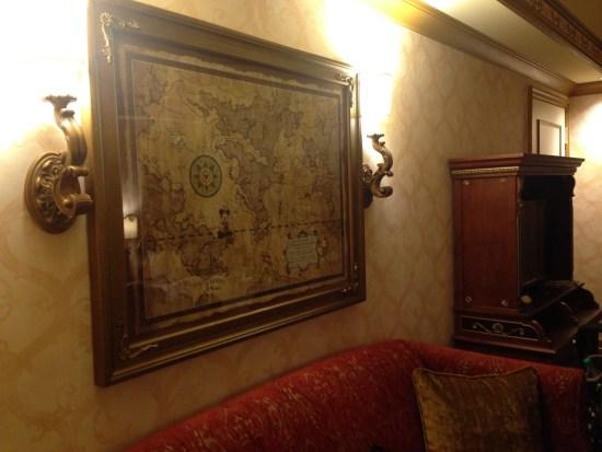 ミラコスタ室内壁画