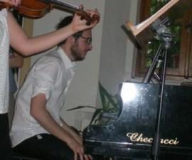 I concerti delle 7 Sala Rosa