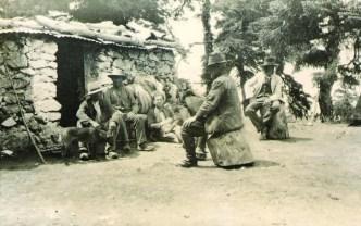 1924 Choza Francisco Molina chaqueta blanca- JoseBuendiaBarroso