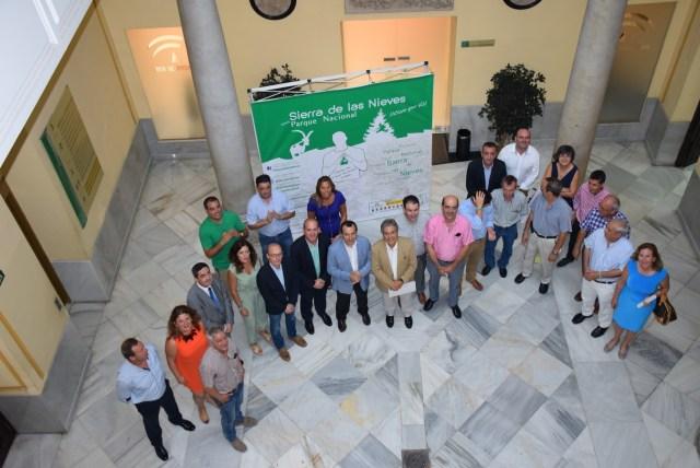 2016-07-29 Campaña SierradelasNieves ParqueNacional 2