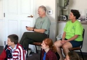 Kathy Training 2013