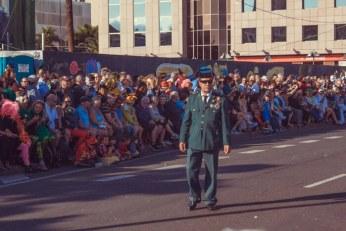 Главное шествие карнавала на Тенерифе в 2016 году — индивидуальный костюм