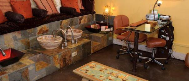 Pedicures in Onyx Bowls!