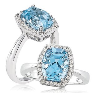 joyas azules
