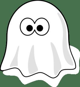 fantasmas blancos